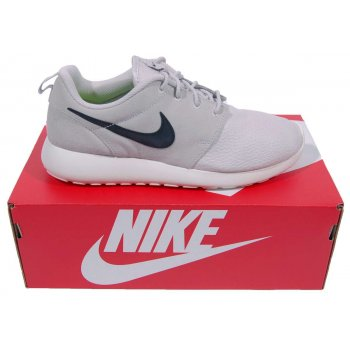 37ab297d0277 Nike Rosherun Suede Light Ash Grey Black Summit - Mens Clothing from ...