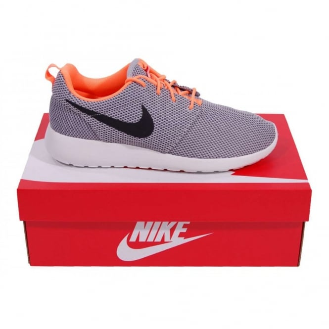 Nike Atomic Wolf Rosherun Orange Grey rWCxQdeEBo