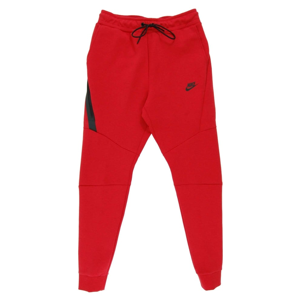 2c8bf83d Nike Tech Fleece Jogger University Red Heather - Mens Clothing from ...