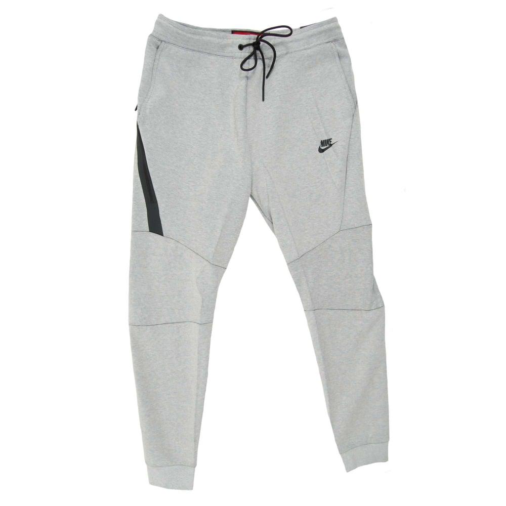 1b7014d56b42 Nike Tech Fleece Jogger White Heather - Mens Clothing from Attic ...