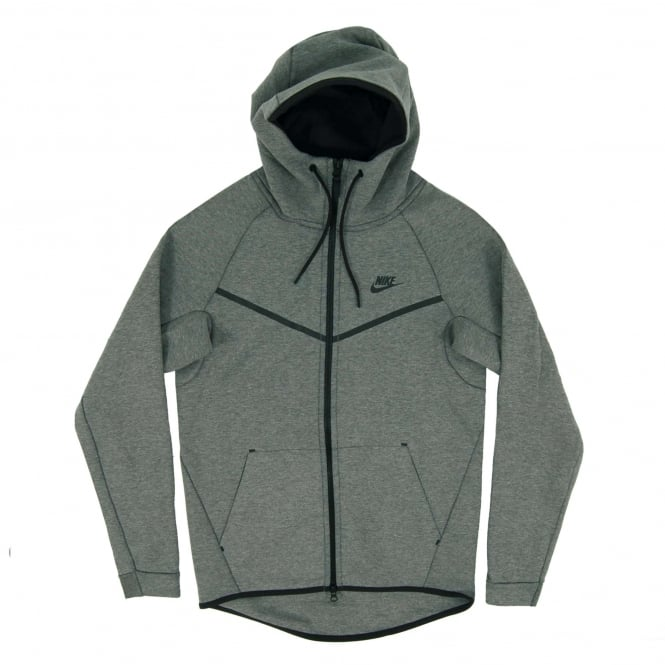Nike Tech Fleece Windrunner 1mm Carbon Heather