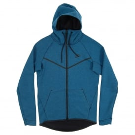Tech Fleece Windrunner 1mm Industrial Blue Heather