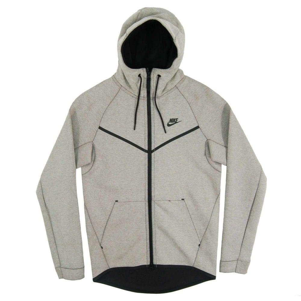 99bda4669e Nike Tech Fleece Windrunner 1mm Light Bone Heather - Mens Clothing ...