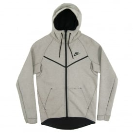 Tech Fleece Windrunner 1mm Light Bone Heather