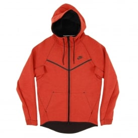 Tech Fleece Windrunner 1mm Max Orange Heather