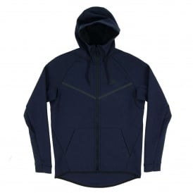 Tech Fleece Windrunner 1mm Obsidian Heather