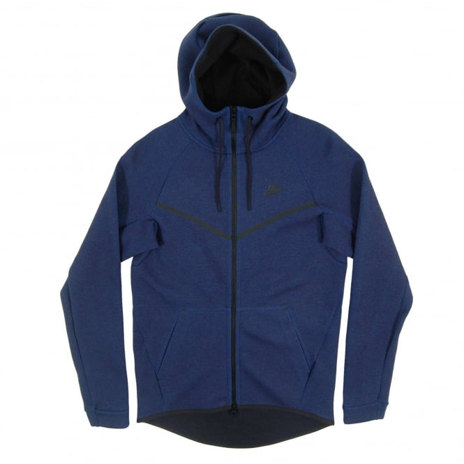Nike Tech Fleece Windrunner 1mm Obsidian Heather