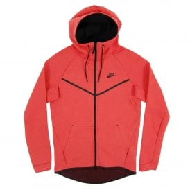 Tech Fleece Windrunner 1mm Track Red Heather