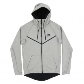 Tech Fleece Windrunner 1mm White Heather