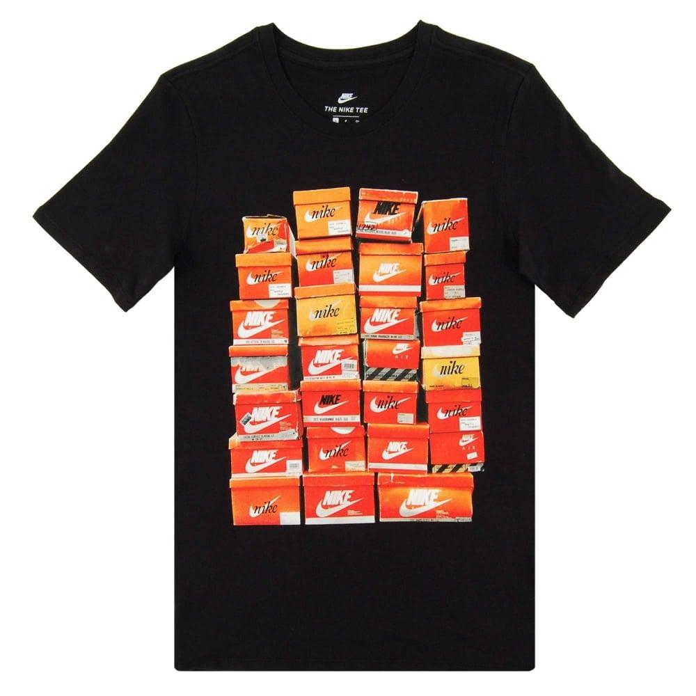 Nike Shoe Box Shirt