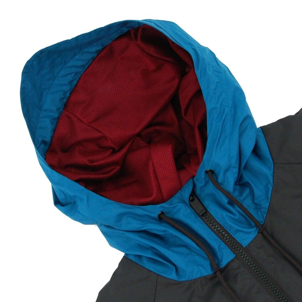 ba1422816 Nike Windrunner Jacket Green Abyss Black Team Red Hyper Jade - Mens ...