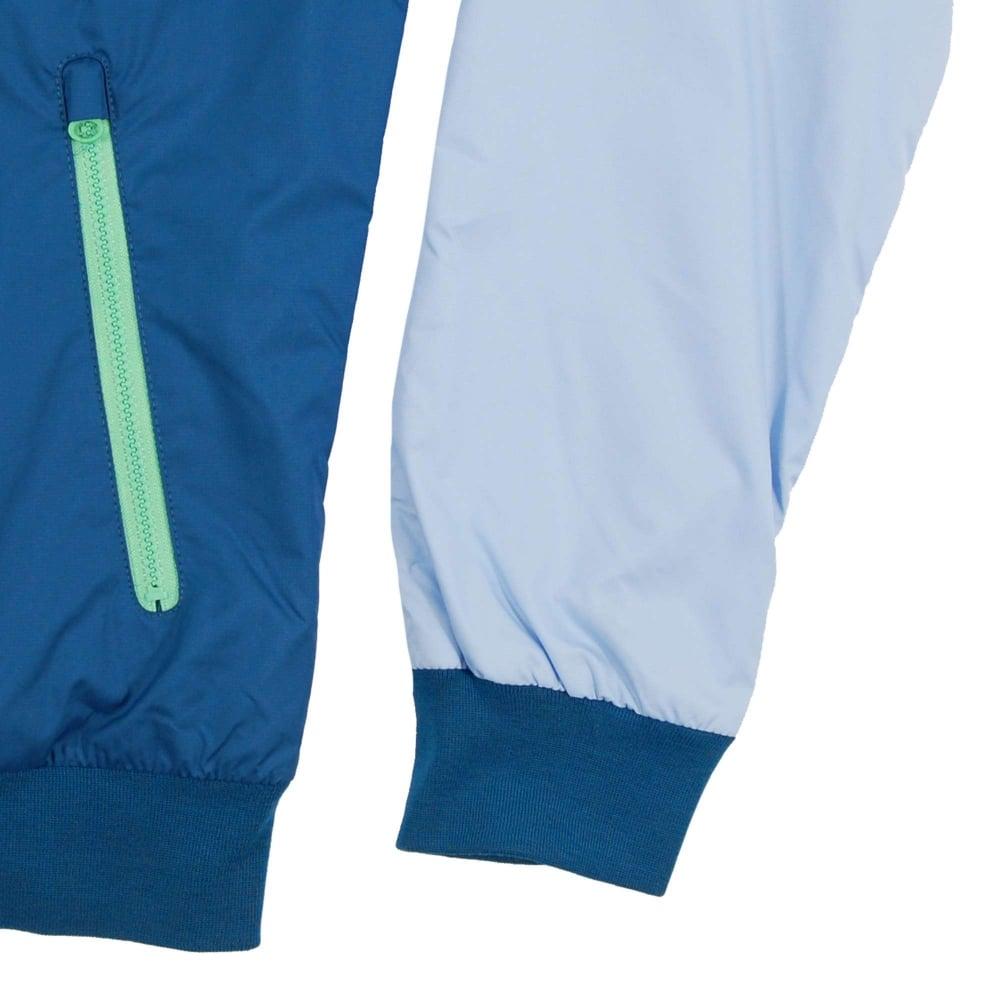 720d01673 Nike Windrunner Jacket Industrial Blue Tourmaline Light Armory Blue ...