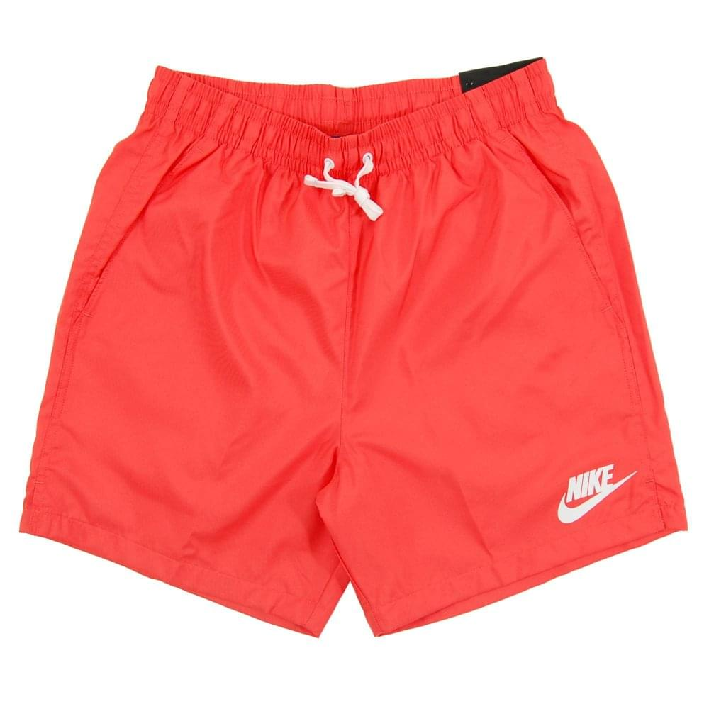 fffda98ec65aa Nike Woven Flow Shorts Rush Coral White - Mens Clothing from Attic ...