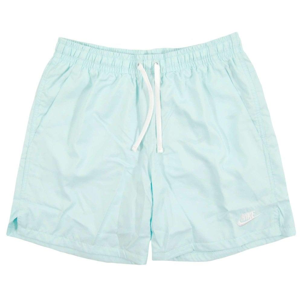 teal shorts mens