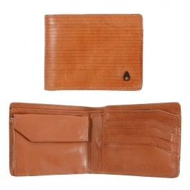 Arc SE Bi-Fold Wallet Tan