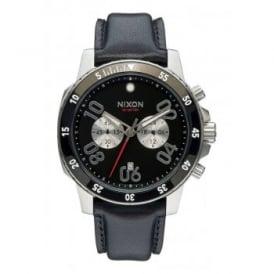 Ranger Chrono Leather Black