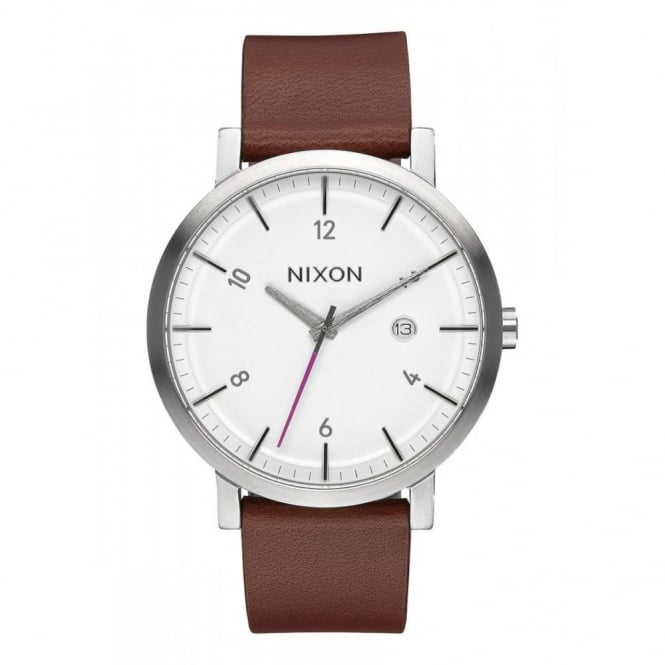 Nixon Rollo White Chestnut