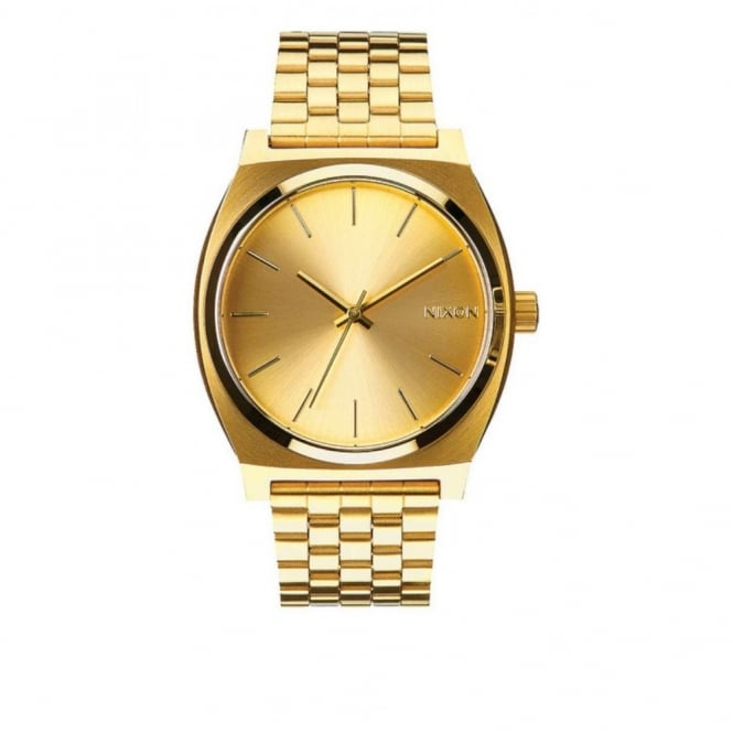 Nixon Time Teller All Gold Gold
