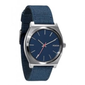 Time Teller Canvas Navy