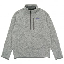Better Sweater 1/4 Zip Fleece Stonewash