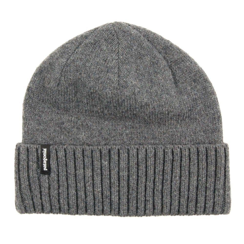 917234ce1 Patagonia Brodeo Beanie Feather Grey