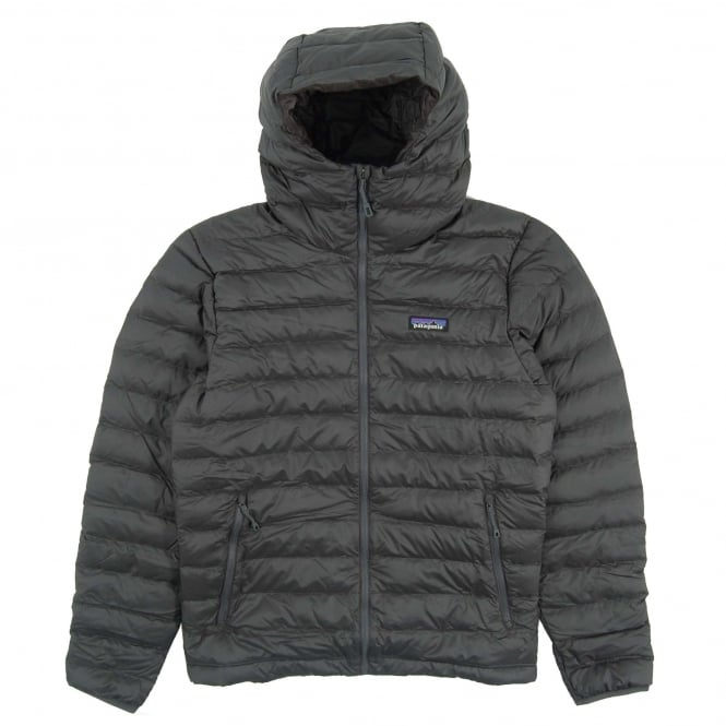 Patagonia Down Sweater Hoody Forge Grey