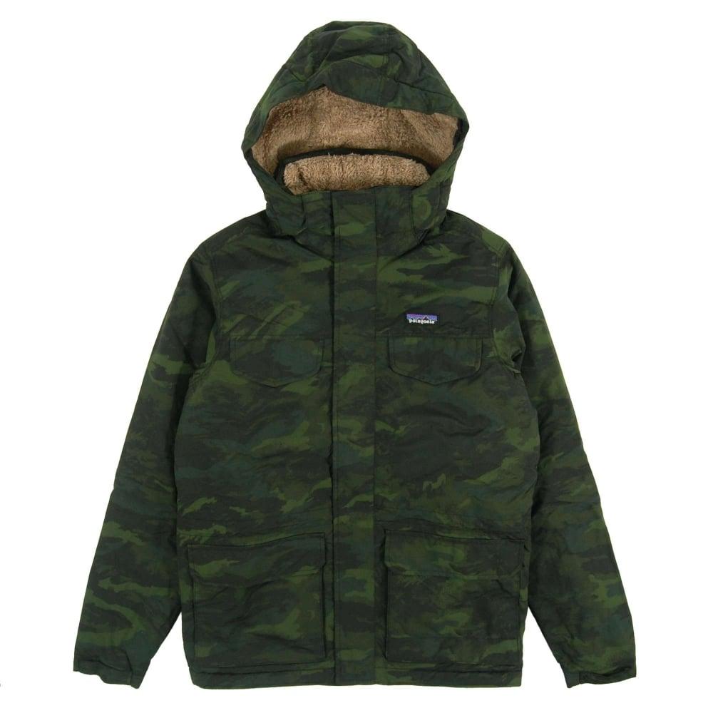 Fleece Lined Flannel Jacket