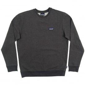P6 Label MW Crew Sweatshirt Black
