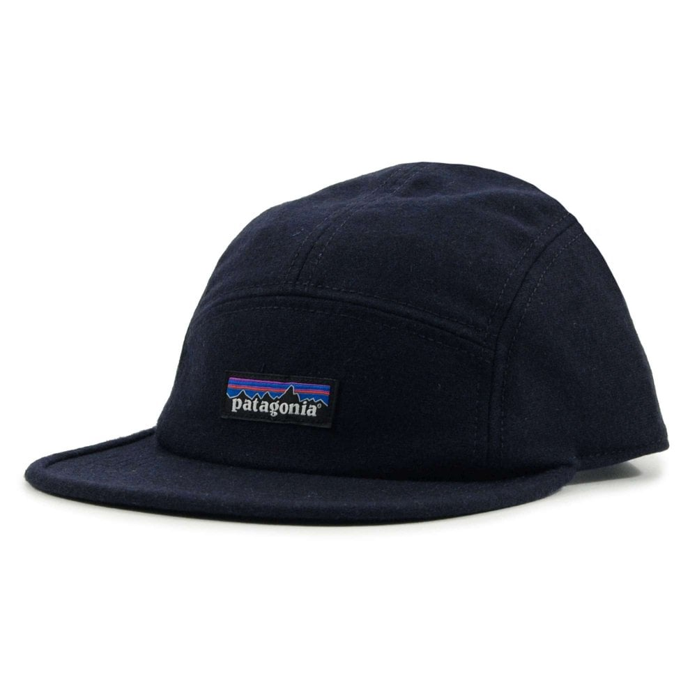 38321c14 Patagonia Recycled Wool Cap Classic Navy - Mens Clothing from Attic ...