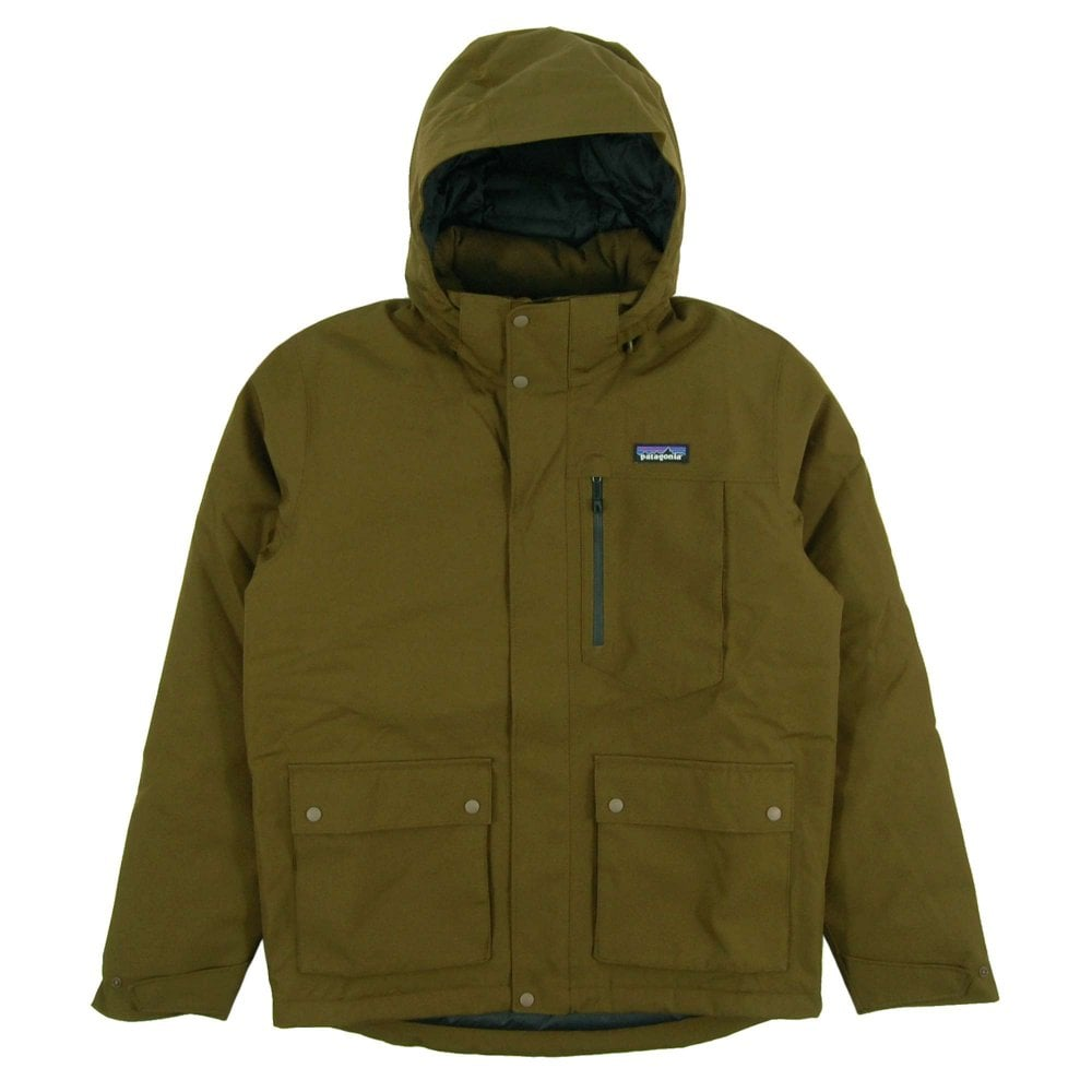 a0d793b9a Patagonia Topley Hooded Jacket Sediment