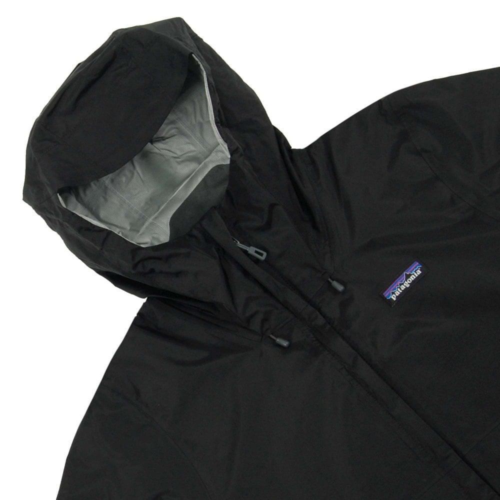 search for original deft design durable service Patagonia Torrentshell Jacket Black