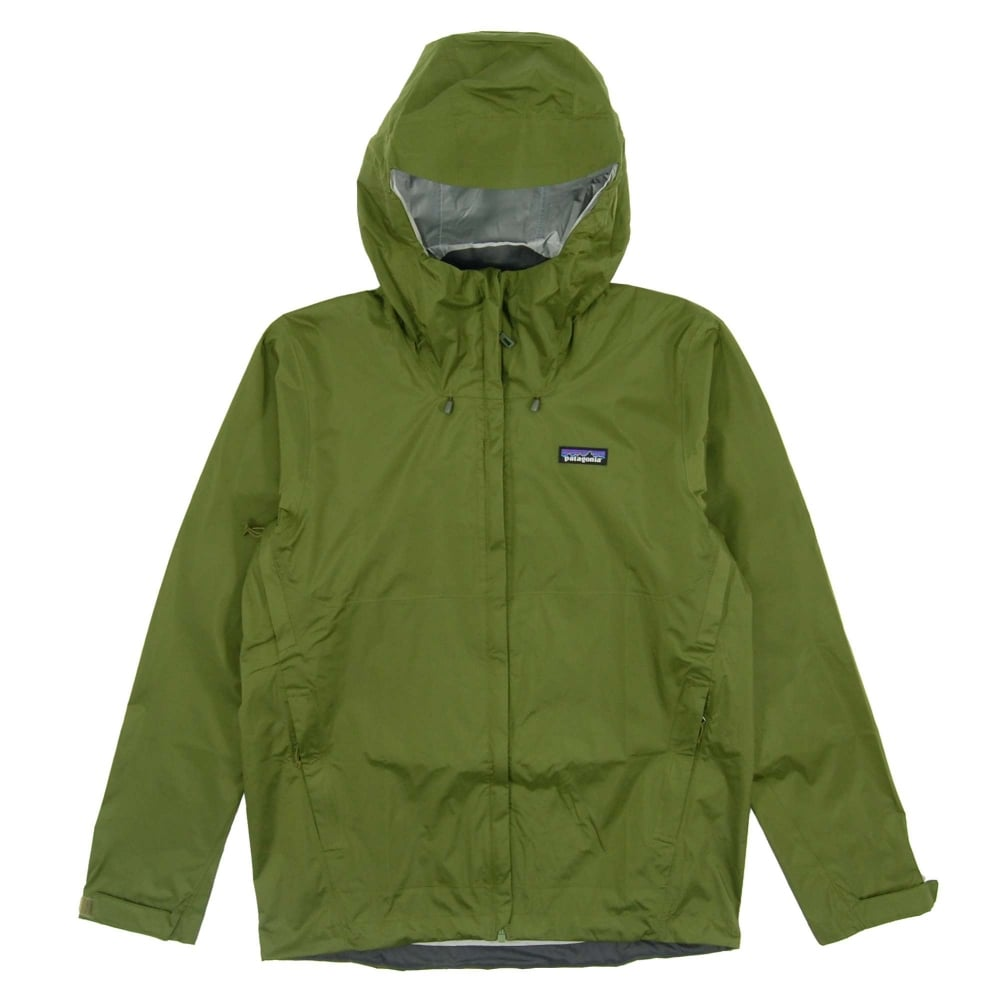 Patagonia Torrentshell Jacket Sprouted Green - Mens Clothing from ... fdafad1cb