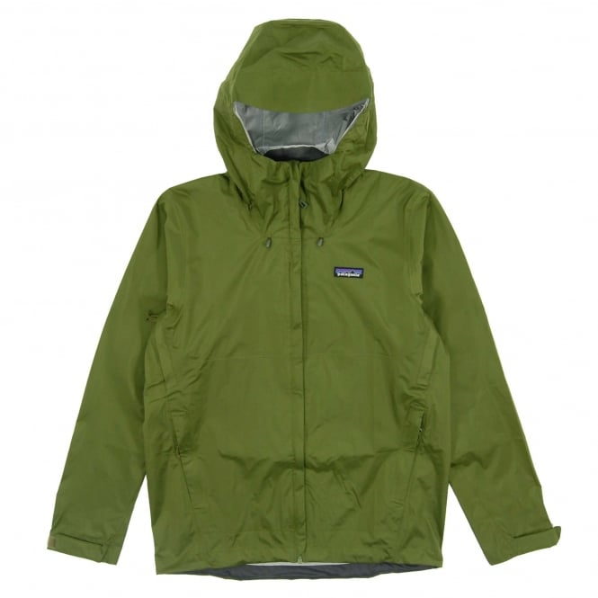 Patagonia Torrentshell Jacket Sprouted Green