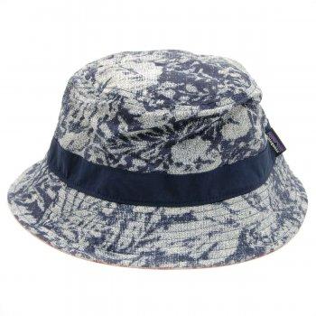 849a94b964c Patagonia Wavefarer Bucket Hat Reverse Hawaiian Navy - Mens Clothing ...