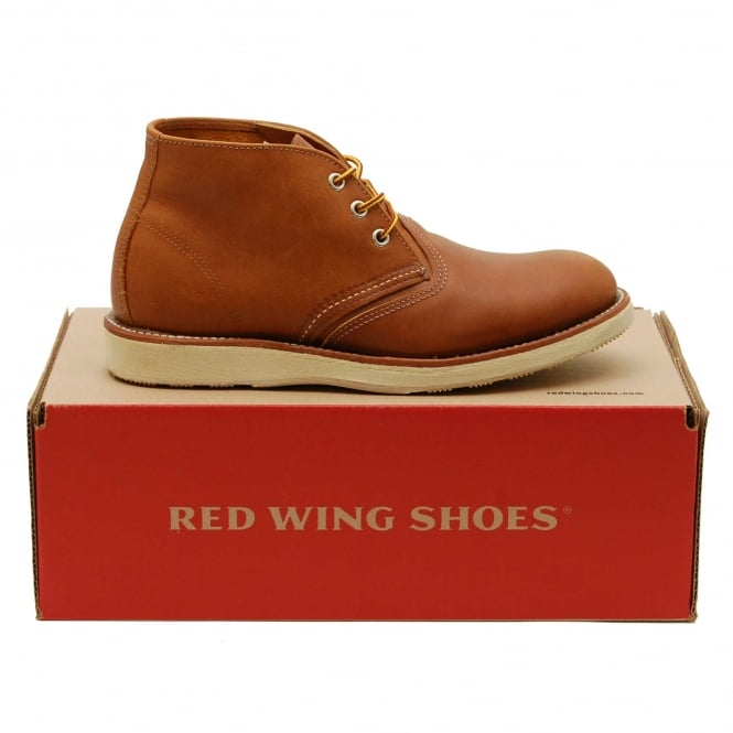 Red Wing Chukka 3140 Oro-iginal