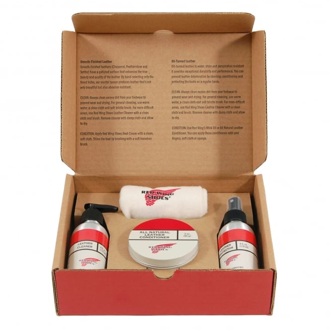 Red Wing Oil Tanned Leather Gift Pack 97096