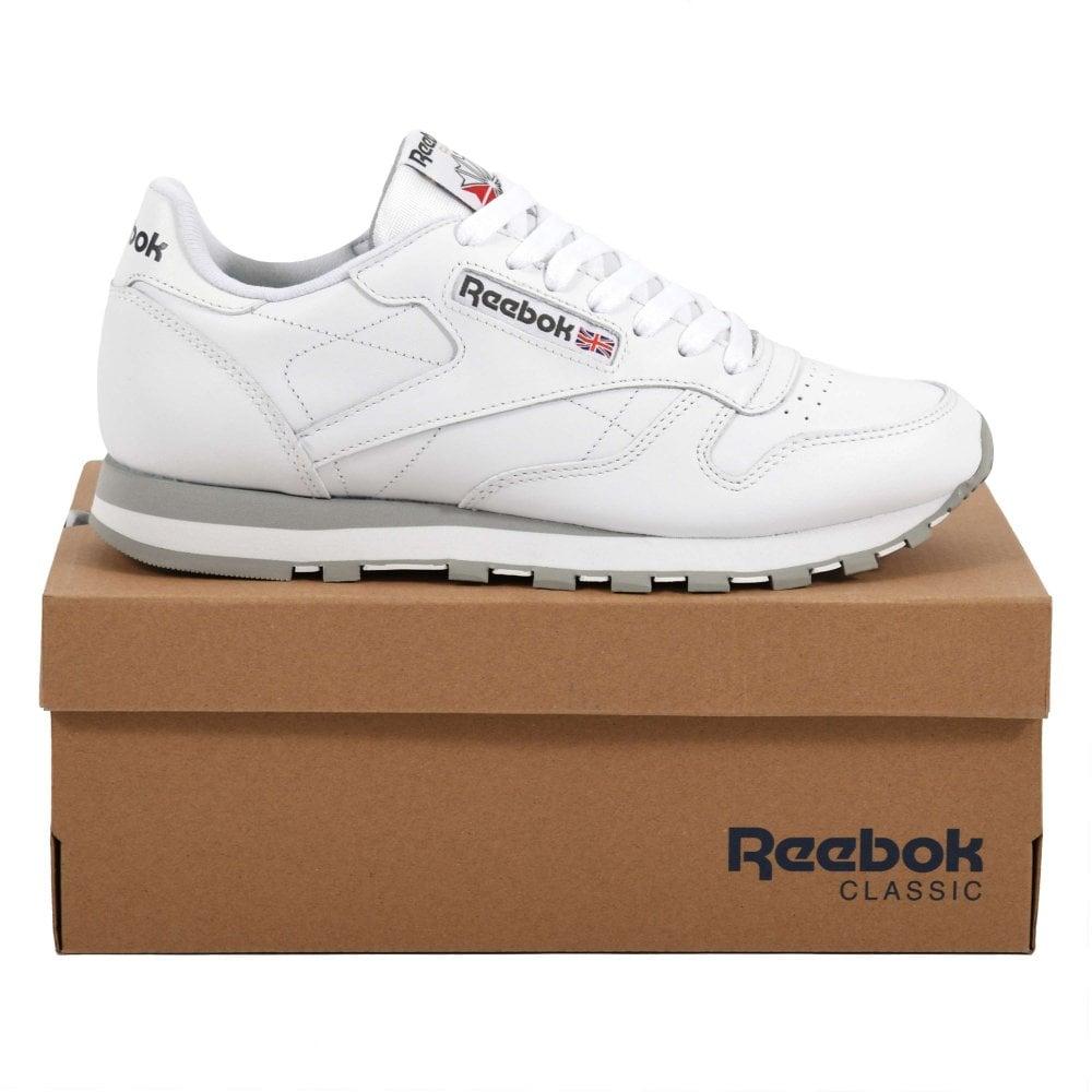 reebok classic intense white - 53