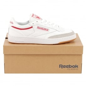Club C 85 CP White Excellent Red Snow Grey Gum