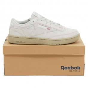 Reebok Workout Plus R12 White White - Mens Clothing from Attic ... bbd44f8dd