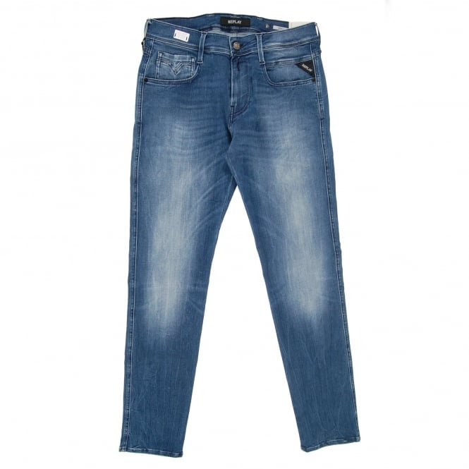Replay Anbass Hyperflex Jeans 808