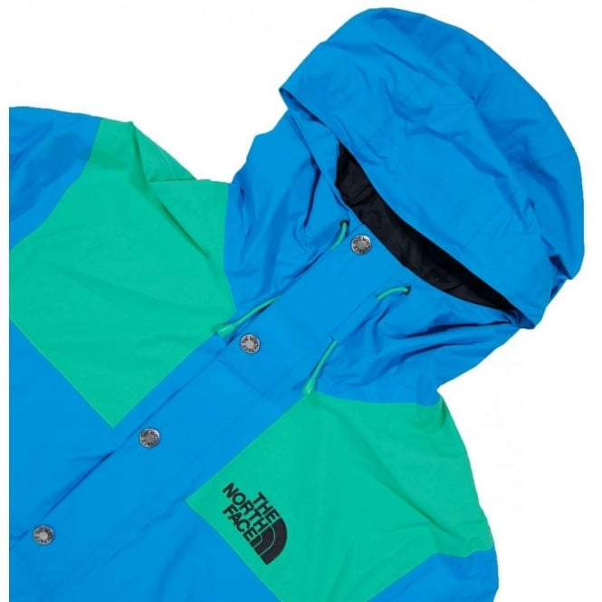 The North Face 1985 Rage Mountain Jacket Quill Blue - Mens Clothing ... 70d3dbb55