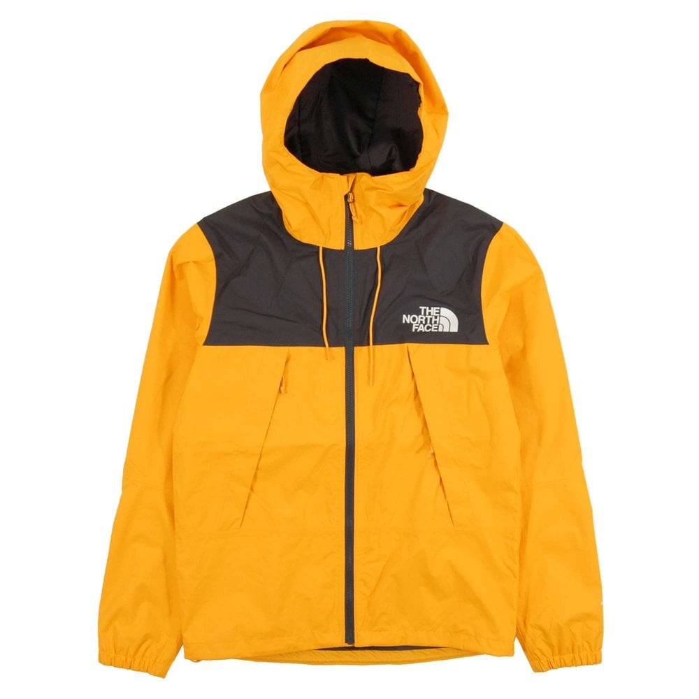 02f9f8818 The North Face 1990 Mountain Q Jacket Zinnia Orange