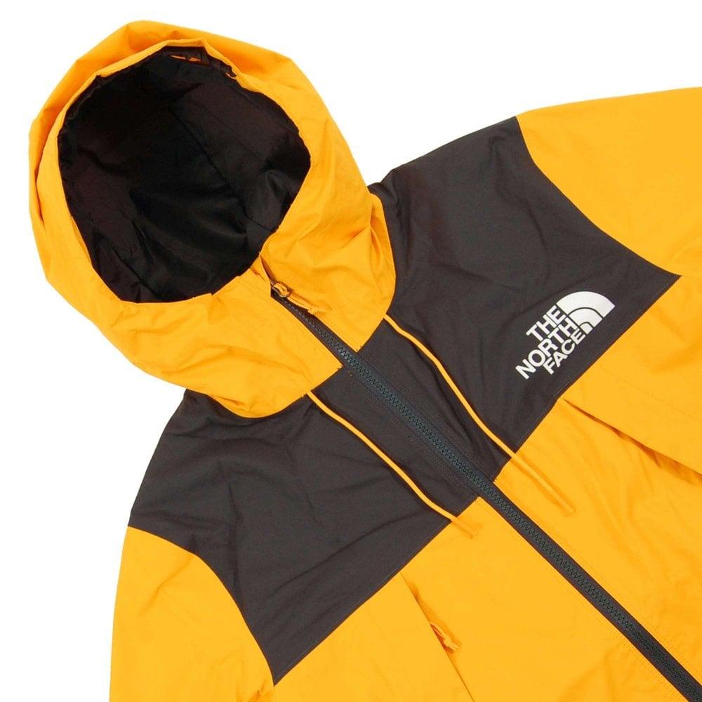 1990 Mountain Q Jacket Zinnia Orange