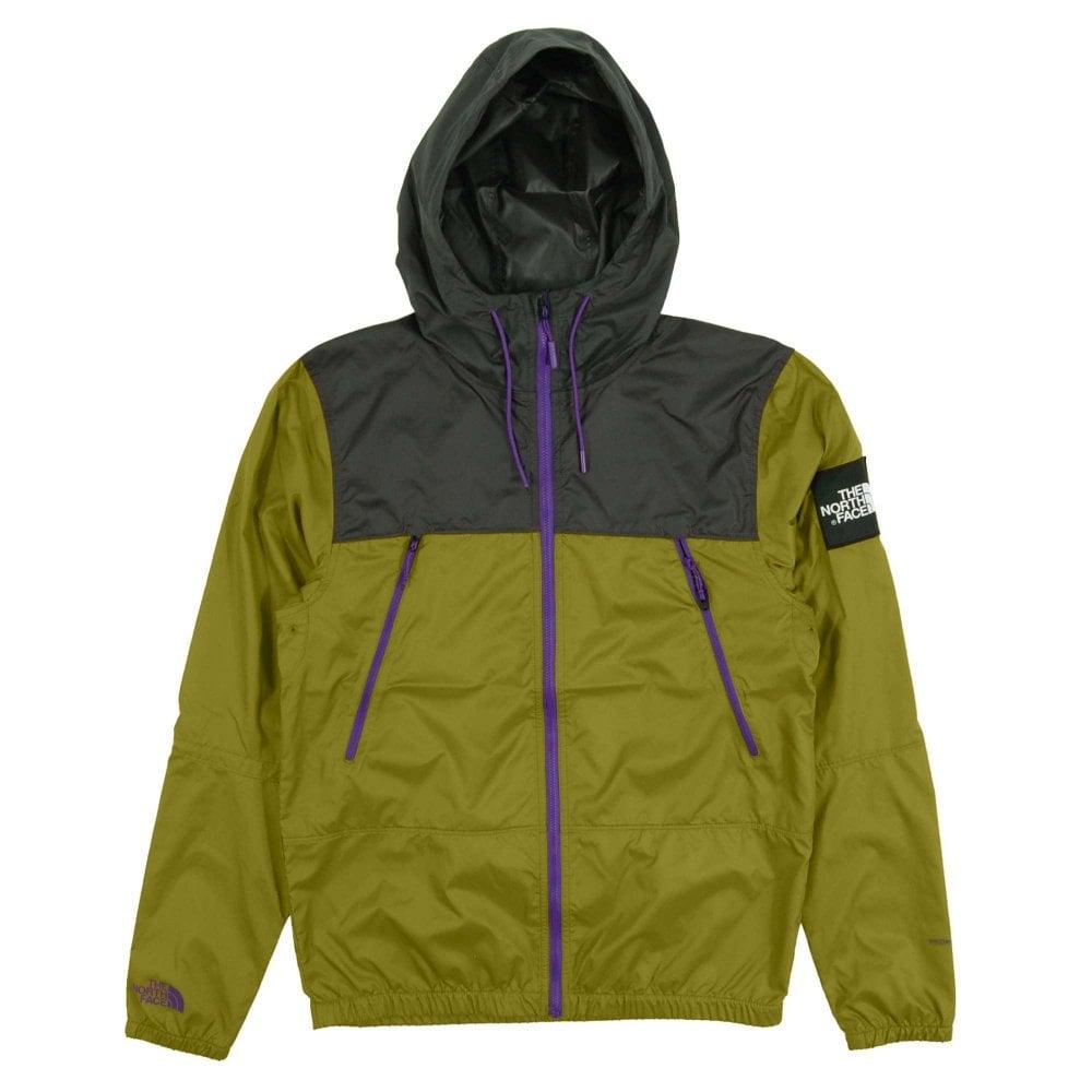 e00fc0a09 The North Face 1990 Seasonal Mountain Jacket Fir Green Asphalt Grey