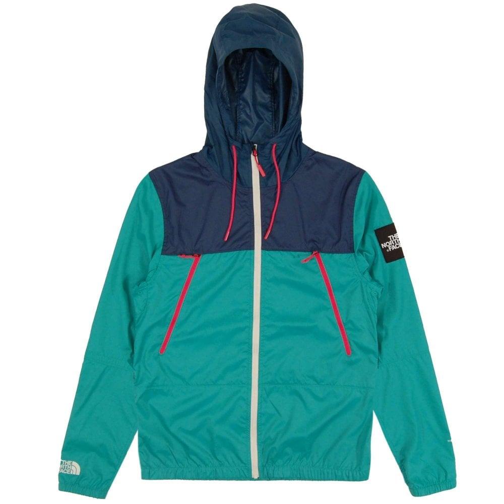 The North Face 1990 Seasonal Mountain Jacket Porcelain Green Blue ... d1d54bfc4529