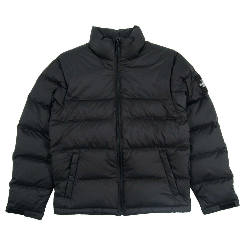 the north face 1992 nuptse jacket tnf black mens. Black Bedroom Furniture Sets. Home Design Ideas