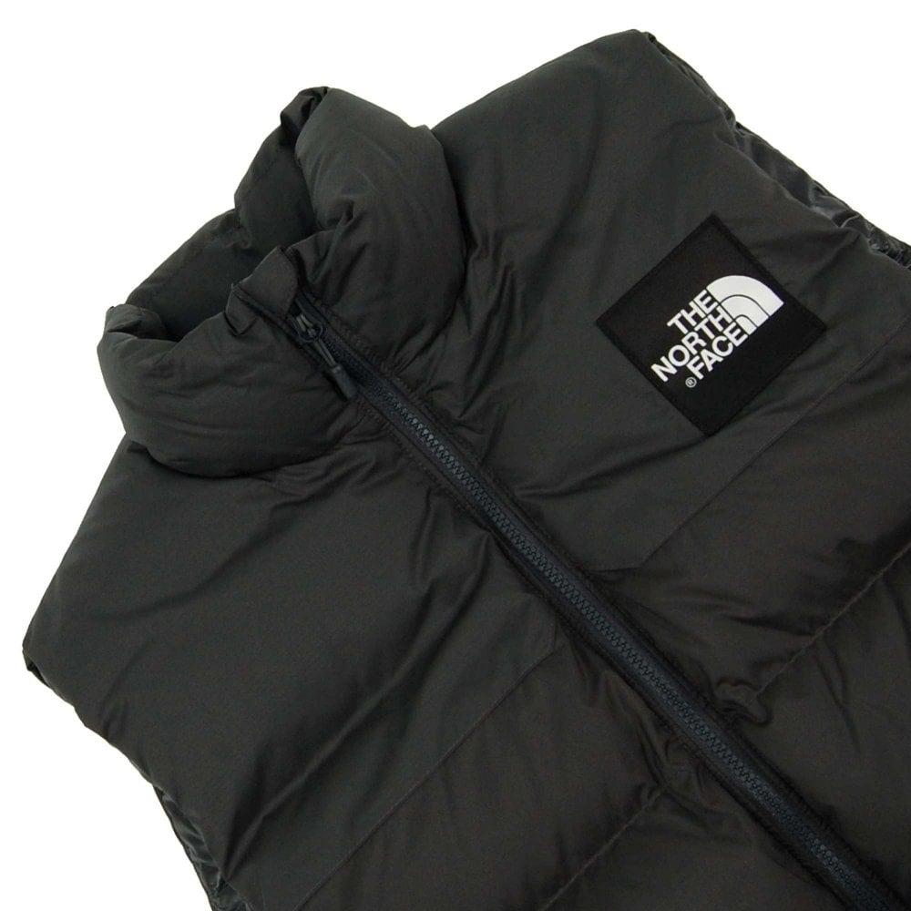 The North Face 1992 Nuptse Vest Asphalt Grey - Mens Clothing from ... 3d6ca687a