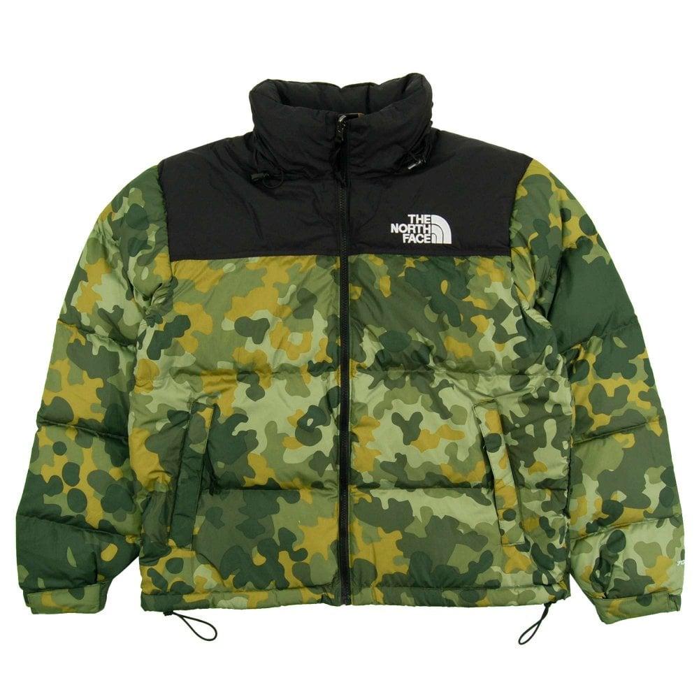 33151c55c0d0 The North Face 1996 Retro Seasonal Nuptse Jacket New Taupe Green ...