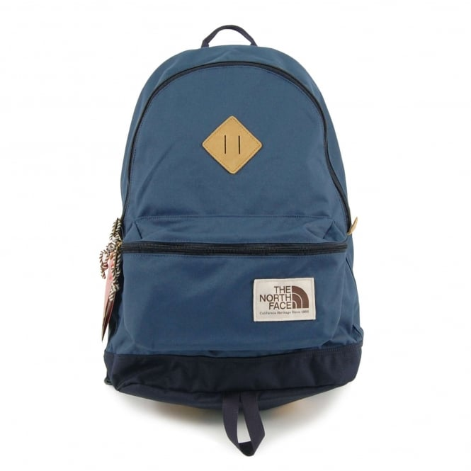 The North Face Berkeley Backpack Shady Blue Urban Navy