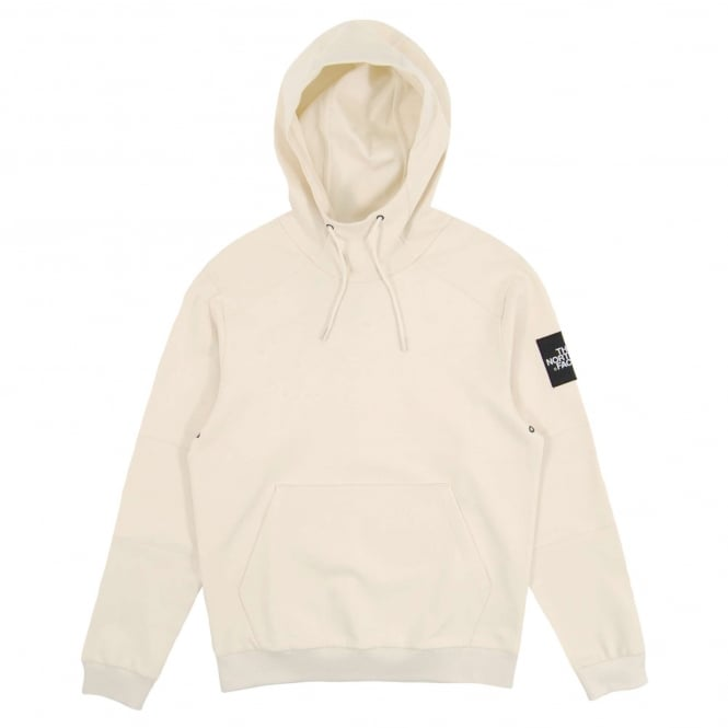 The North Face Fine 2 Box Hoodie Vintage White